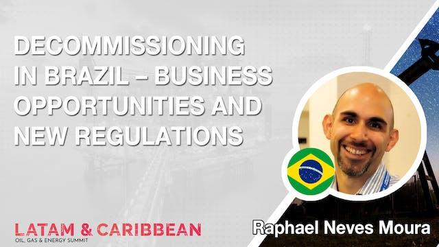 Brazil: Raphael Neves Moura