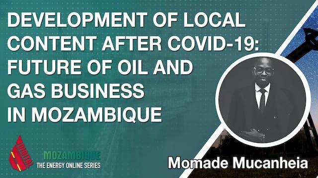 Mozambique - Momade Mucanheia