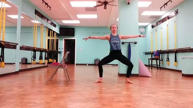 BARRE #1 with Hope