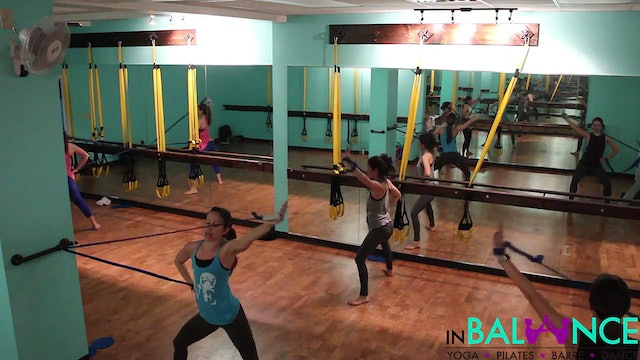 BARRE #5 with Hope
