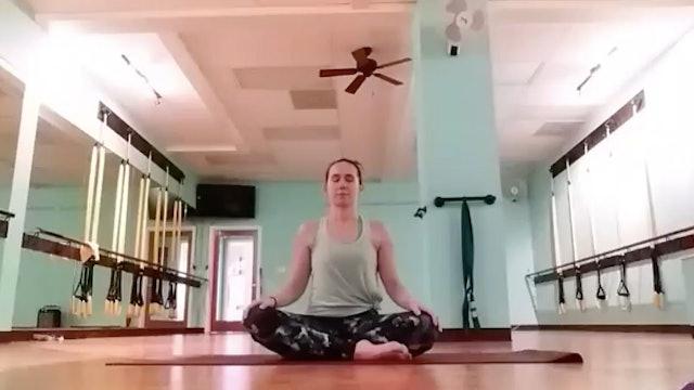 Yoga #1 with Sam
