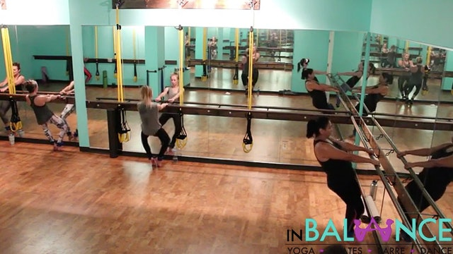 BARRE #7 with Hope
