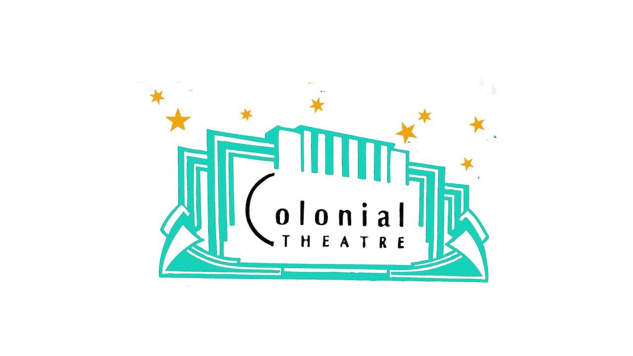 INCITEMENT for Colonial Theatre (Belfast, ME)