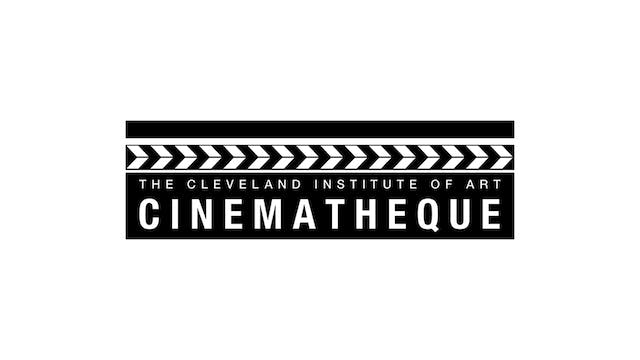 INCITEMENT for Cleveland Cinematheque