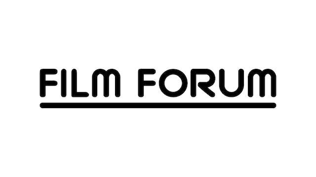 INCITEMENT for Film Forum