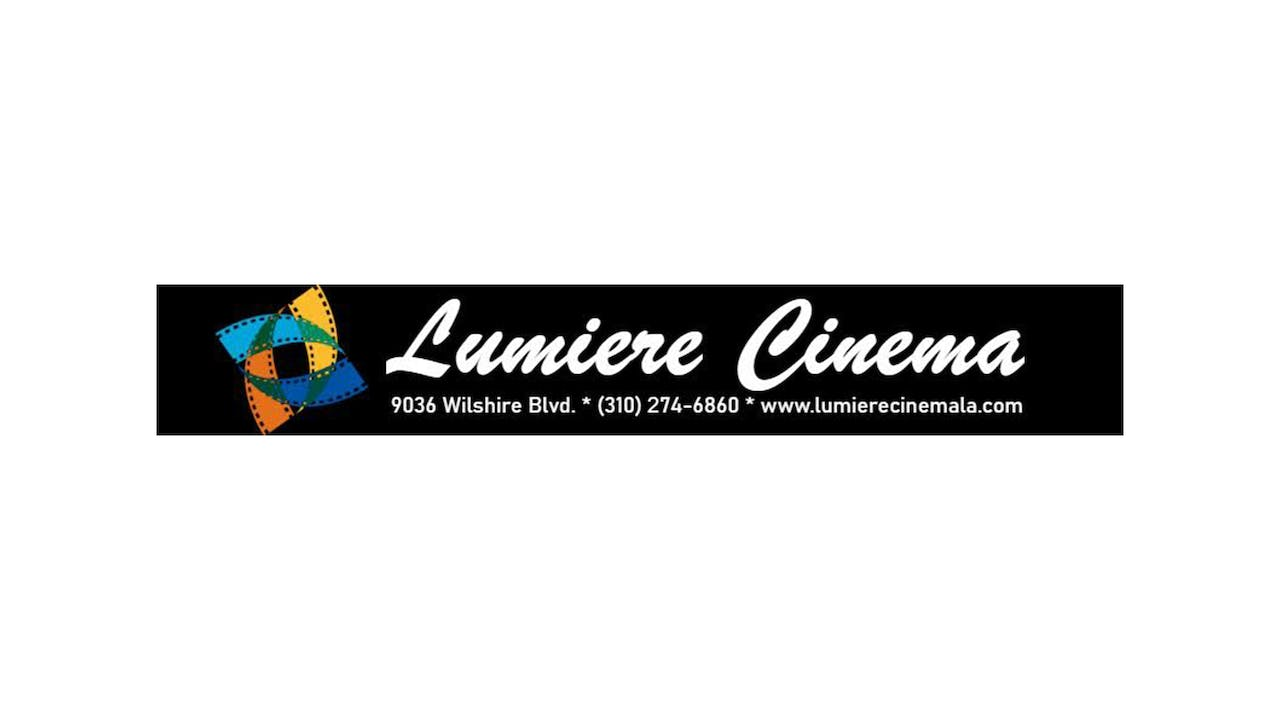 INCITEMENT for Lumiere Cinema