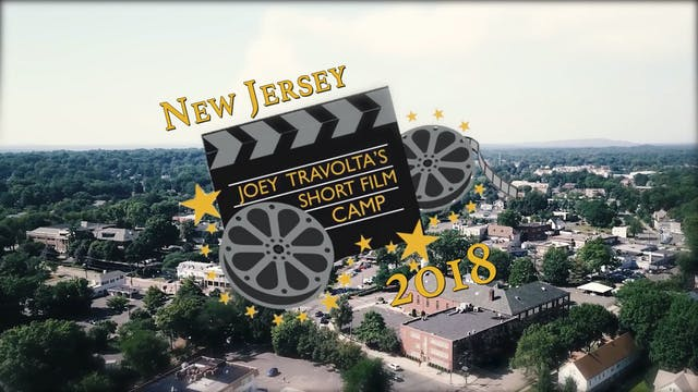 New Jersey Film Camp 2018