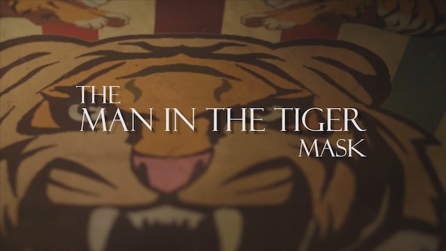 The Man in the Tiger Mask