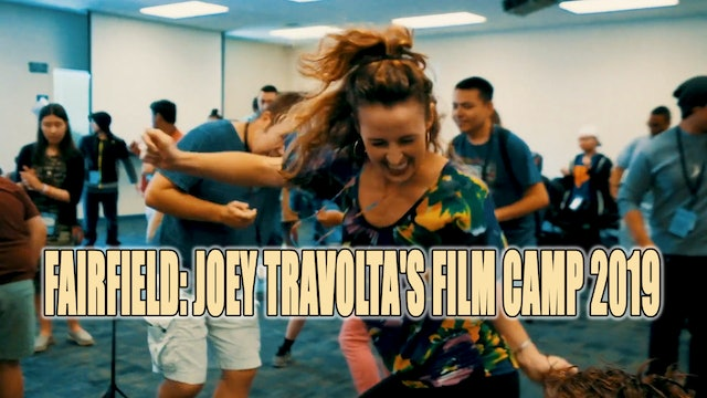 Fairfield: Joey Travolta's Film Camp 2019