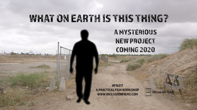 A Mysterious New Project Coming in 2020... (Teaser 2)