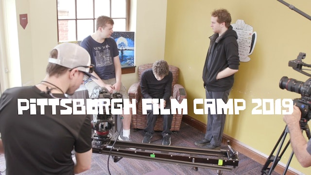 Pittsburgh: Short Film Camp 2019 (NEW)
