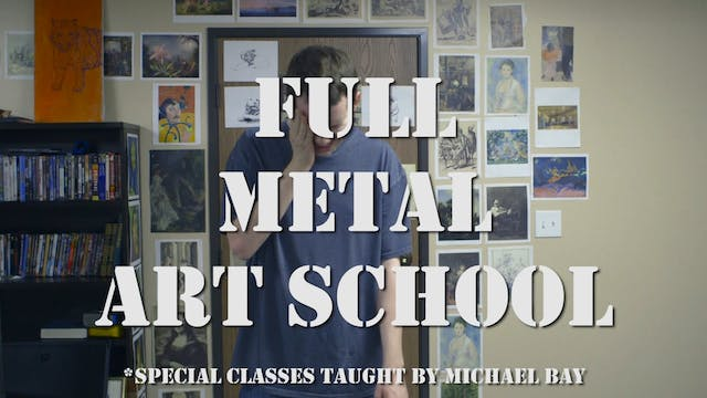 FULL METAL ART SCHOOL
