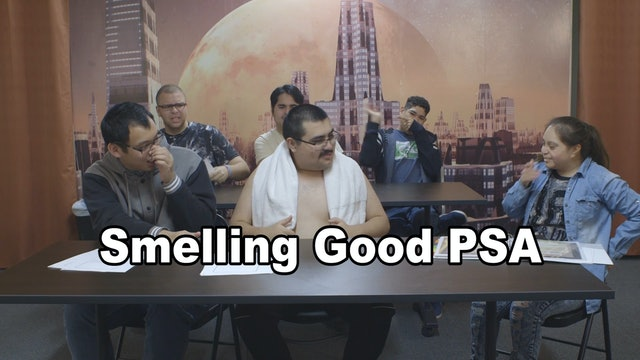 Smelling Good PSA
