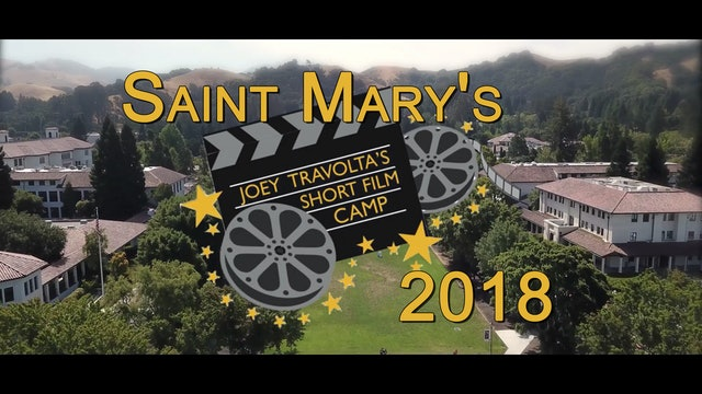 St. Mary's Film Camp 2018