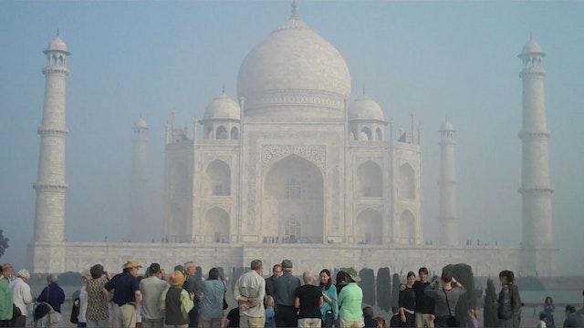Agra to Jaipur to Mumbai