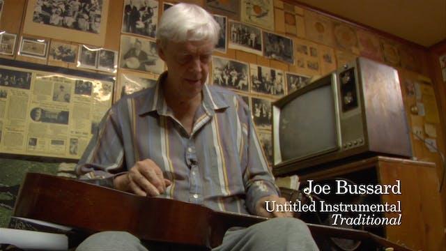 Performance: Joe Bussard