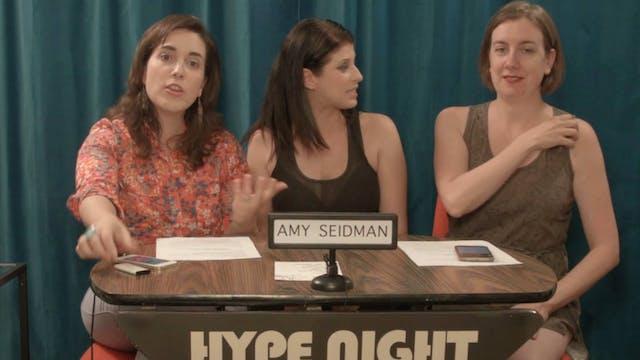 Let's HYPE Amy Seidman!