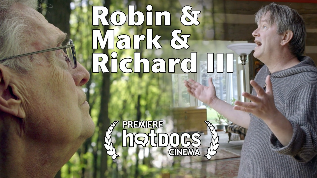 Robin & Mark & Richard III