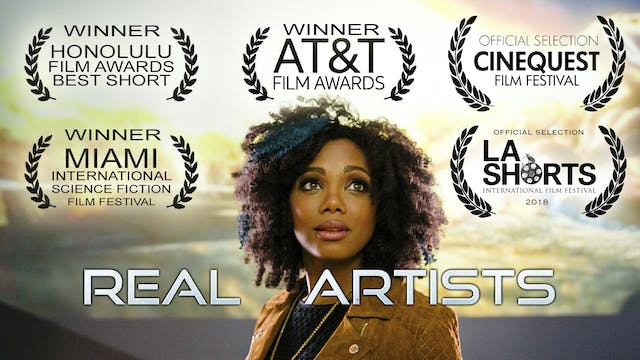 Real Artists Trailer