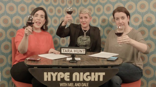 Let's HYPE Tara Hunt!