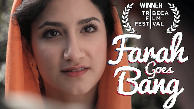 Watch Farah Goes Bang Trailer