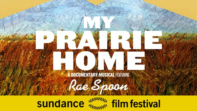 My Prairie Home Trailer