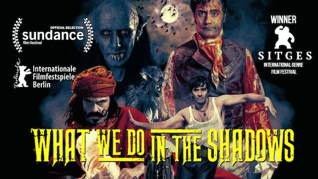 Watch What We Do in the Shadows Trailer