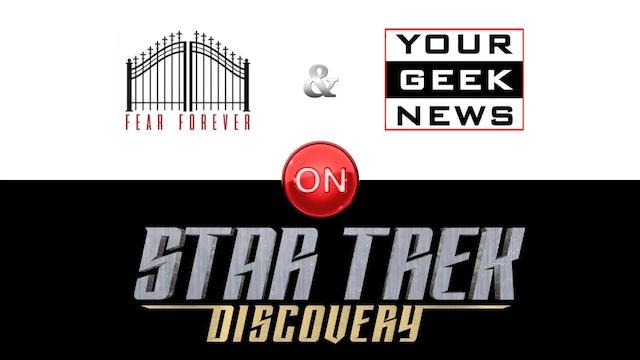 """Star Trek Discovery"" Pilot Review"
