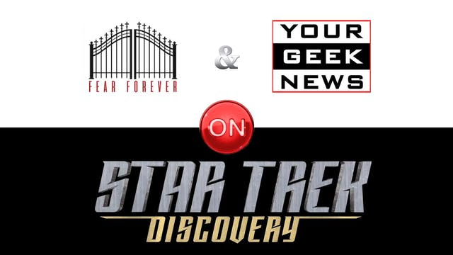 """Star Trek Discovery"" Pilot Review"