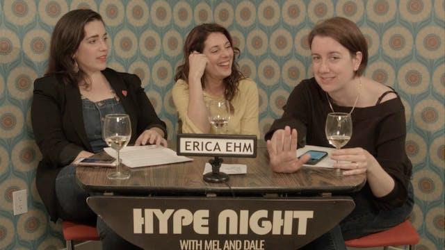 Let's HYPE Erica Ehm!
