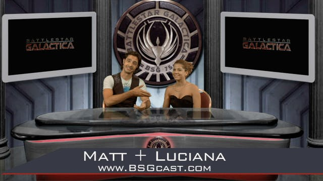 BSGcast Interviews: Luciana Caro