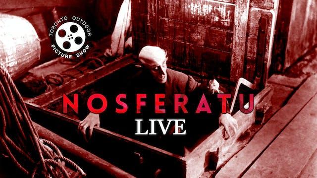 Nosferatu + TOPS-Exclusive LIVE Score