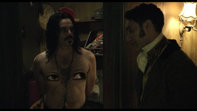 What We Do in the Shadows Deleted Scene: Nipple Eyes
