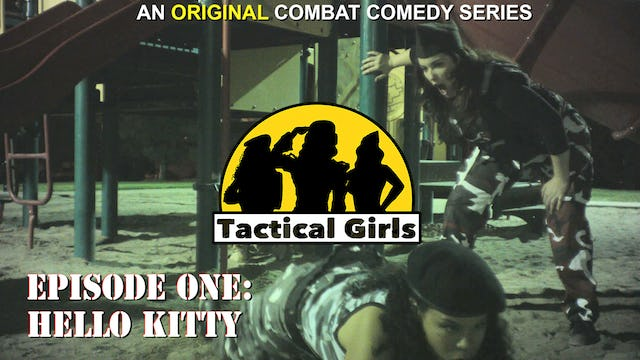 Tactical Girls 1x01 UNcensored