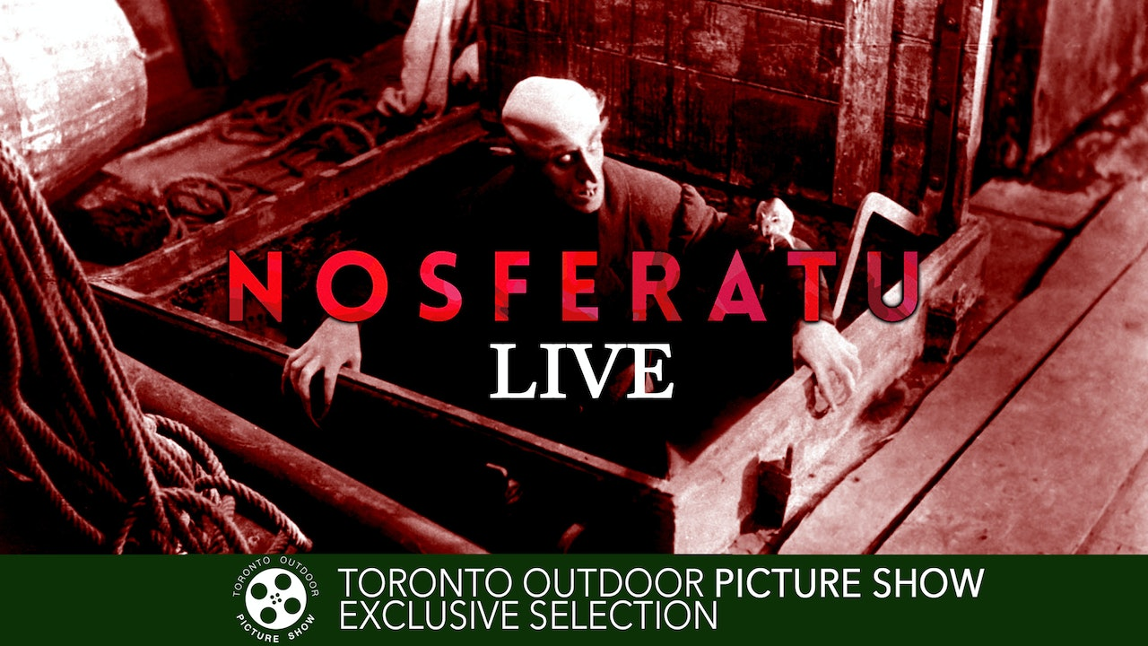 Nosferatu Live - TOPS Exclusive