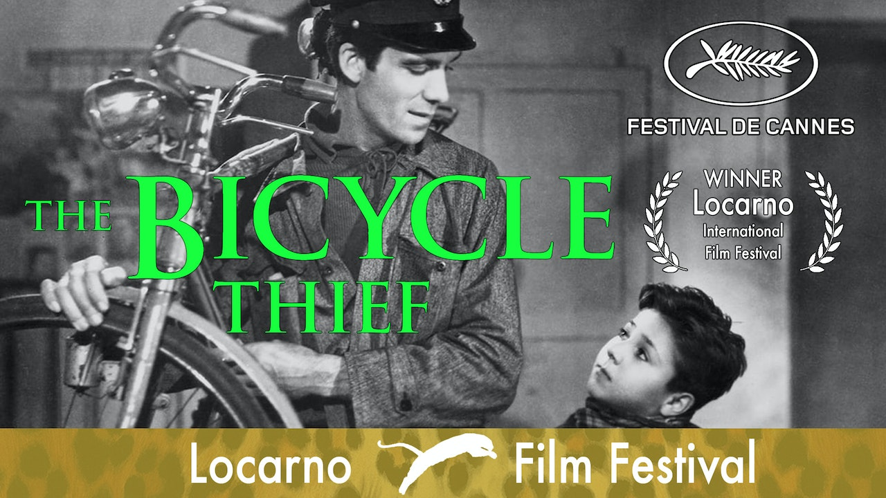 The Bicycle Thief (Ladri Di Biciclette)
