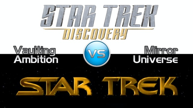 "Trek it Or Wreck it: Discovery 12 ""Vaulting Ambition"""