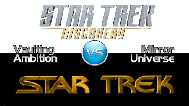 "Trek it Or Wreck it: Discovery 12 ""Va..."