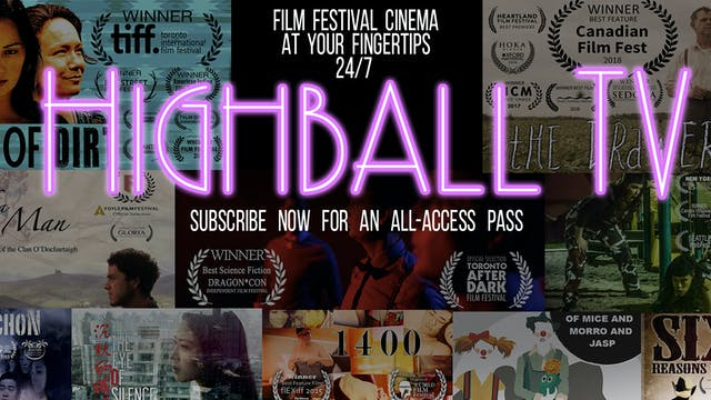 Highball.TV - Film Festival Streaming Site