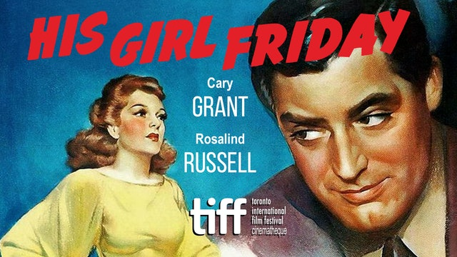 His Girl Friday1940
