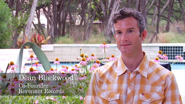 Extended Interview: Dean Blackwood
