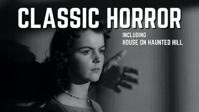 Classic Horror