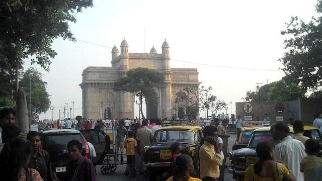Toronto to Mumbai to Darjeeling