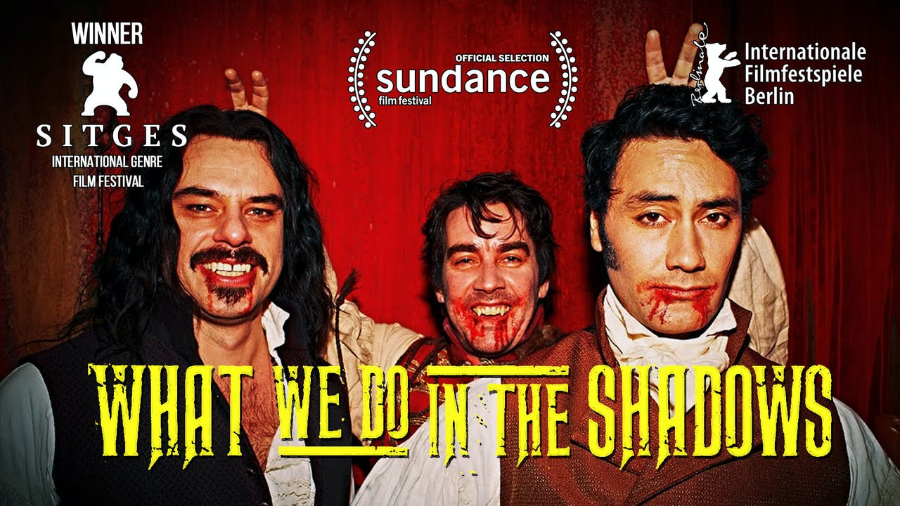 Rent What We Do In The Shadows
