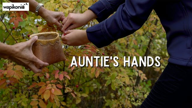Auntie's Hands