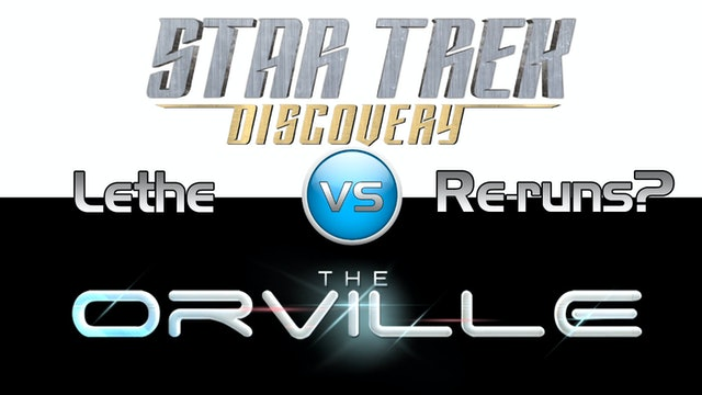 Trek it Or Wreck it: Discovery 6 vs. Re-runs?