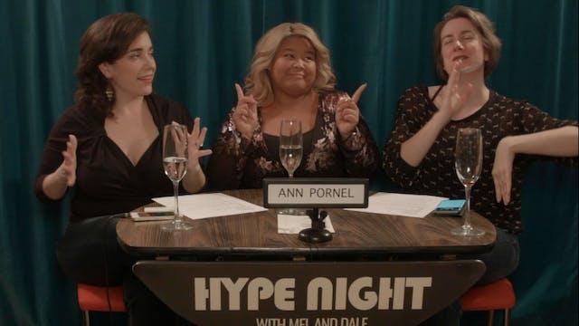 Let's HYPE Ann Pornel!