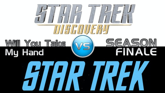 Trek it Or Wreck it: Discovery Season Finale