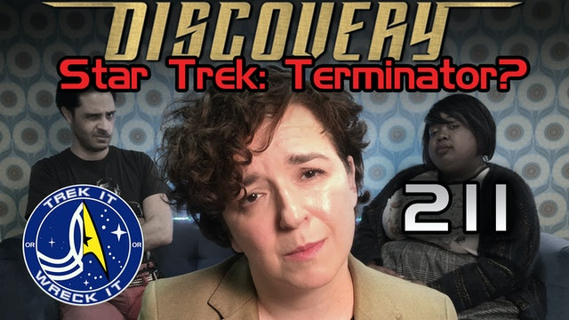 "211 ""Perpetual Infinity"" Star Trek Discovery Season 2 Episode 11"
