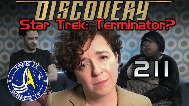 """211 """"Perpetual Infinity"""" Star Trek Di..."""